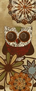 Owls Wisdom II by Katrina Craven