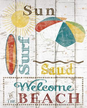 Sun, Surf & Sand by Katrina Craven