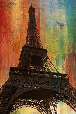 Tour Eiffel by Katrina Craven