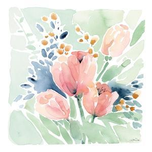 Tulip Bower by Katrina Pete
