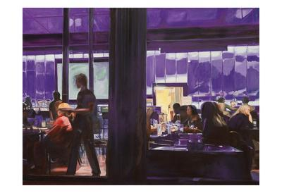 Purple Cyber Cafe
