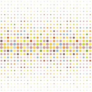 Multicolored Dot Background by katritch