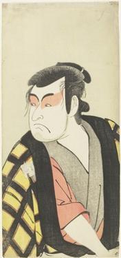 An Actor in Beni Guma Makeup by Katsukawa Shunsho
