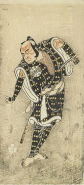 Bando Matataro IV as Gempachibyo E, 1769 by Katsukawa Shunsho