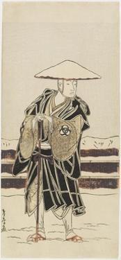 Bando Mitsugoro as Tokiyori, 1773 by Katsukawa Shunsho