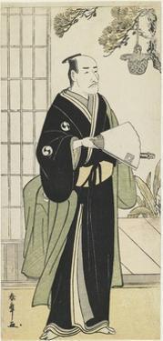 Danjuro V as Yuranosuke, 1783 by Katsukawa Shunsho