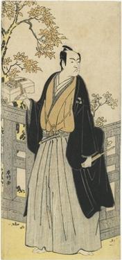 Ichikawa Monnosuke II, 1776-1781 by Katsukawa Shunsho
