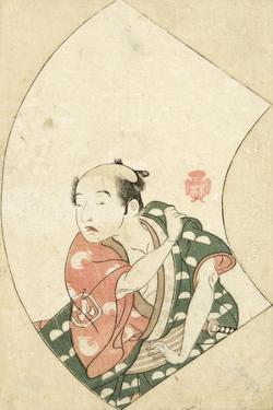 The Actor Arashi Hikokichi, 1770 by Katsukawa Shunsho