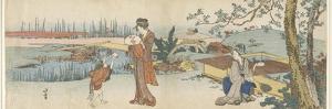 Goldfish Vendor, 1801-1805 by Katsushika Hokusai