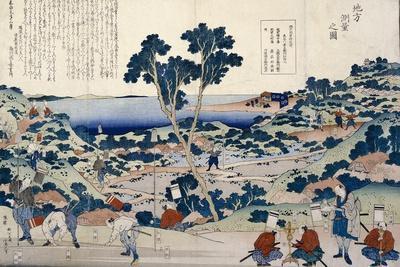 Ordnance Survey of Countryside, circa 1848