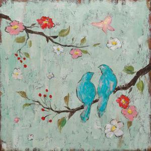 Love Birds I by Katy Frances