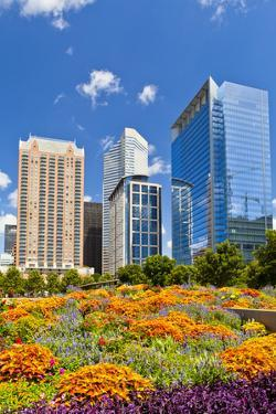 Discovery Green, Houston, Texas, United States of America, North America, by Kav Dadfar