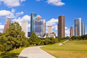 Eleanor Tinsley Park, Houston, Texas, United States of America, North America by Kav Dadfar