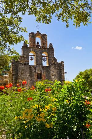 Mission San Francisco De La Espada, San Antonio, Texas, United States of America, North America