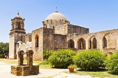 Mission San Jose Y San Miguel De Aguayo, Mission San Jose, San Antonio, Texas, U.S.A.