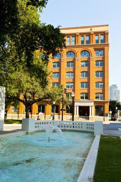 The Sixth Floor Museum at Dealey Plaza, Texas School Book Depository, Dallas, Texas, U.S.A. by Kav Dadfar