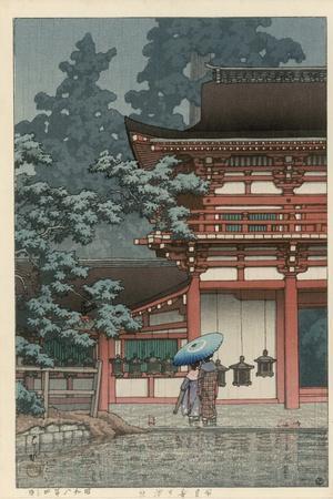 Kasuga Shrine, Nara