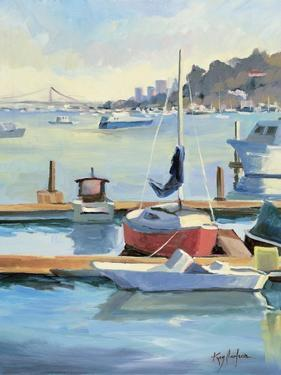 Sausalito Sunbow by Kay Carlson