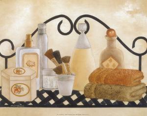Bath Shelf II by Kay Lamb Shannon