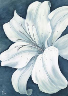 Wistful Lily I by Kaye Lake