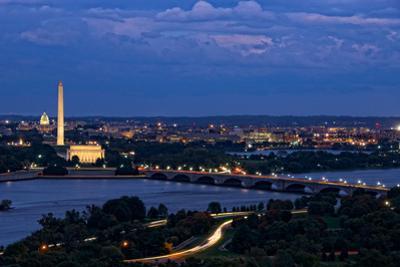 Washington, Dc by Night by kayglobal