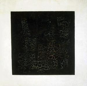 Black Square, Early 1920S by Kazimir Malevich