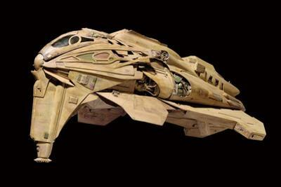 Kazon Fighter Model, Used in the First Season of 'Star Trek: Voyager', C.1995