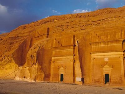 Tombs of Madain Saleh