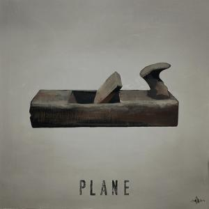 Plane by Kc Haxton