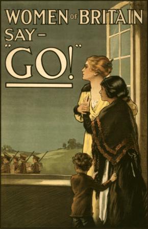 Women of Britain Say Go!