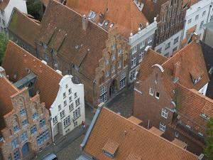 Hanseatic Houses, Late Gothic Architecture by Keenpress