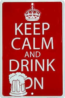 Keep Calm Drink