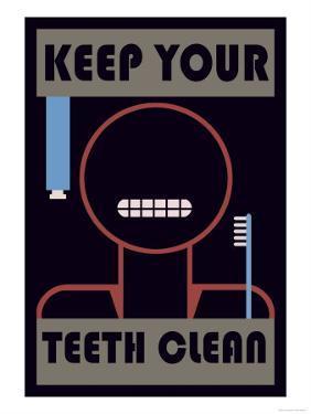 Keep Your Teeth Clean