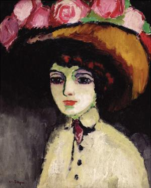 The Parisienne of Montmartre, 1903 by Kees van Dongen