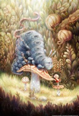 Advice from Caterpillar by Kei Acedera