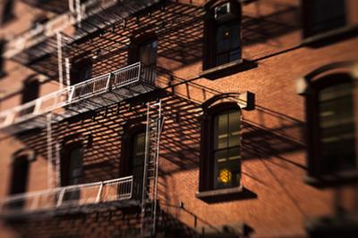 Architecture in the SoHo, Cast Iron Historical District of New York by Keith Barraclough