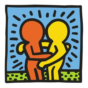 KH05 by Keith Haring