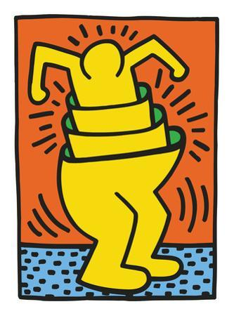 KH06 by Keith Haring
