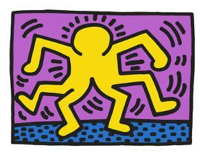 KH08 by Keith Haring