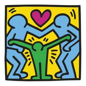 KH11 by Keith Haring