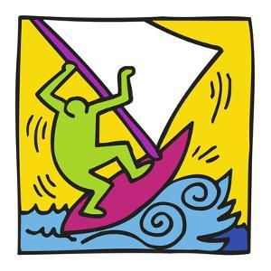KH12 by Keith Haring