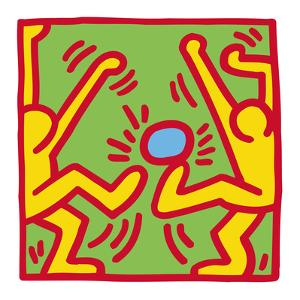 KH14 by Keith Haring