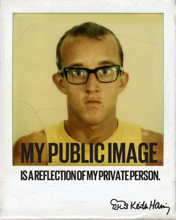 My Public Image by Keith Haring