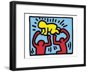 Pop Shop (Radiant Baby) by Keith Haring
