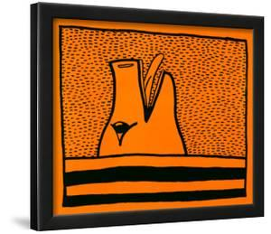 Untitled, 1980 by Keith Haring
