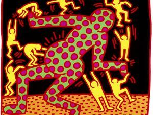 Untitled, 1983 by Keith Haring