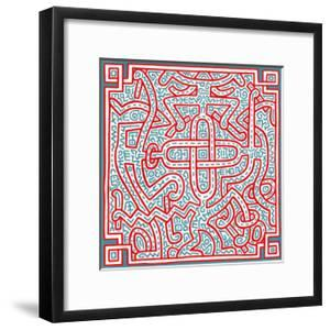 Untitled, 1989 by Keith Haring