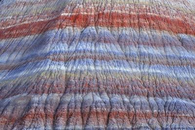 Colorful, Eroded Rock Formations in Pariah Canyon by Keith Ladzinski