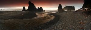 Ruby Beach at Olympic National Park, Washington by Keith Ladzinski
