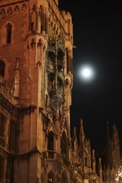 The Gothic Decoration on a Munich Church by Keith Ladzinski